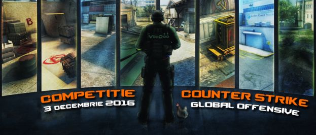 Competiție | Counter Strike - GO